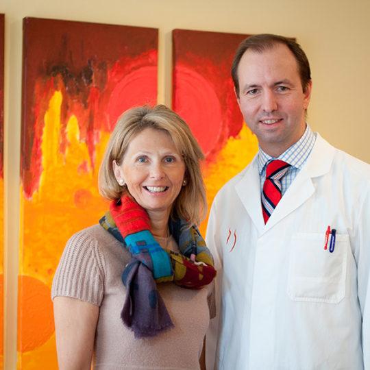 Dr Umek: Doebling 1190 Wien - Frauenarzt, Beckenboden Chirurgie